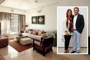 Cricketer Ajit Agarkar's home: Where elegance meets warmth