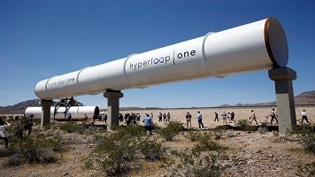 Sci-fi cliche turned into reality: Hyperloop One's India plans
