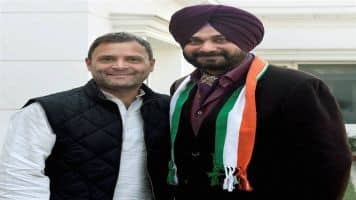 'I am born Congressman' says Navjot Singh Sidhu