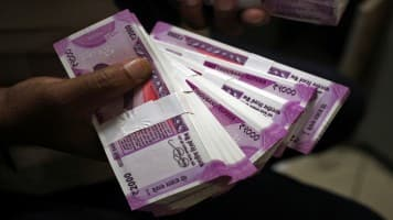 Rupee opens higher at 66.69 per dollar