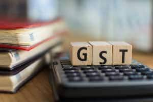 How has the GST been structured?
