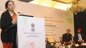 Industrial revolution can give us answers: Nirmala Sitharaman