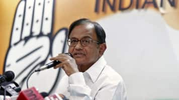 BJP 'stealing' elections in Goa, Manipur: Chidambaram