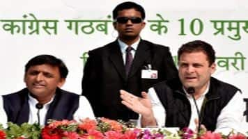 SP-Congress tie-up an alliance of youth leaders: Akhilesh Yadav