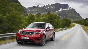 India-bound 2017 Range Rover Velar first drive review