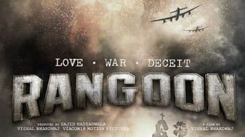 Box office: Slow start for Bhardwaj's expensive venture Rangoon