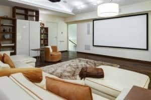 Tips for designing an entertainment room at home