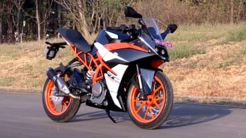 Overdrive: Check out the changes in new KTM RC 390