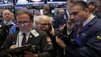 Wall Street drifts with eyes on Fed; Intel drops