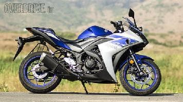 1,155 units of Yamaha R3 recalled in India over faulty tank brackets and switch assembly