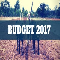 Union Budget 2017-18: Govt raises farm credit target; funds for irrigation & dairy