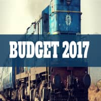 Budget 2017: Railways gets Rs 1.3 lakh cr outlay; IRCTC service charge waived