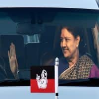 Reply to petition against gen secy appointment: EC to Sasikala