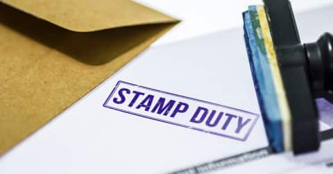 Stamp duty is compulsory during property registration