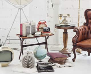 World Heritage Day: Give your home a vintage feel