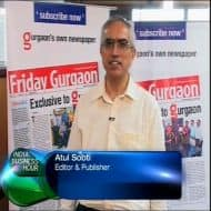 Atul Sobti: The pursuit of happiness