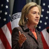 Hillary deflects criticism of 2012 Benghazi attack handling