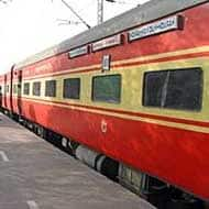 New Delhi-Kol Rajdhani gets derailed after blast on track