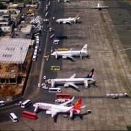 GMR up 2%, gets finance for Philippines airport project