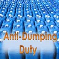 Anti-dumping duty on chemical import from China, Russia