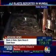 Blasts in commercial hub not an attack on market: Home Min