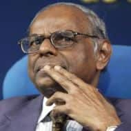 Cannot let guard on rupee, inflation slip: C Rangarajan