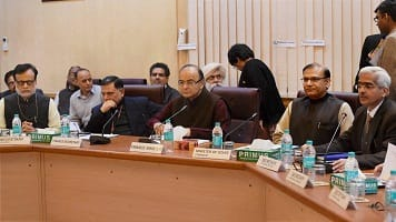 Budget 2016: Govt-Oppn bonhomie in RS as Jaitley tables Budget