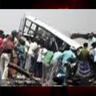 Bus going from Goa to Mumbai falls into a river, 37 dead