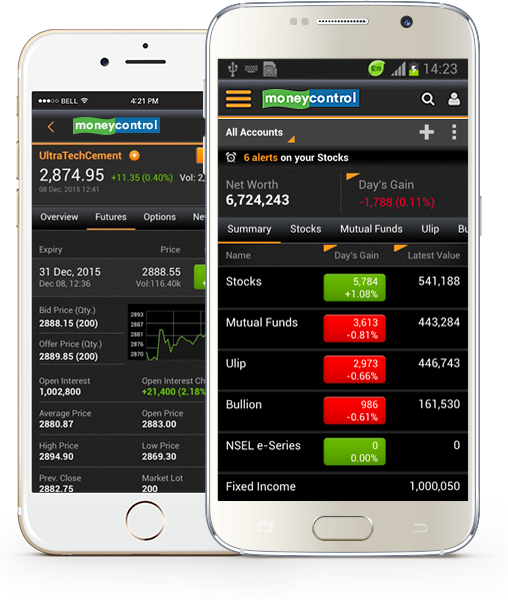 Stock Market Mobile Apps: Stock Quotes, Live TV, Share