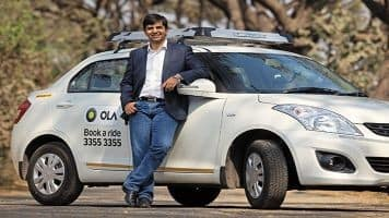 Bringing technology to fleet taxis: Bhavish Aggarwal