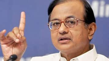 Chidambaram's Budget tips to Jaitley: Don't slash income tax rate, cut service tax instead