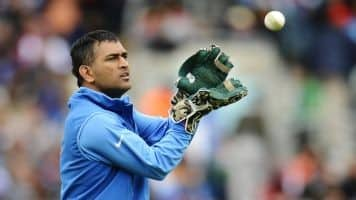 Happy to step down if I am the reason for all wrongs: Dhoni