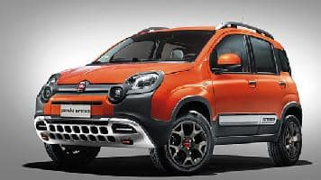 New Fiat Panda Cross to debut at Geneva