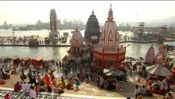 Smart Ganga City programme launched in 10 cities