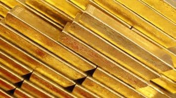 Gold prices rise to three-week high