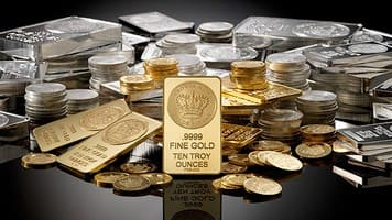 Gold, silver cover lost ground, spurt on fresh demand