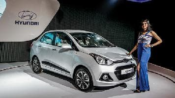 Hyundai Xcent launched in India at Rs 4 66 lakh