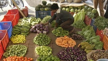 Inflation probably eased in Dec on lower food prices