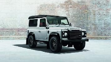 Land Rover to introduce Black & Silver pack for Defender