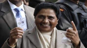 Mayawati attacks Modi, SP; sounds poll bugle at Ambedkar rally