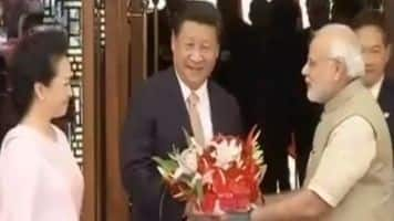 PM meets Xi, says 5th meeting in a year shows depth in ties