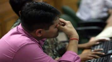 Sensex, Nifty sluggish
