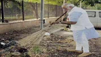 Govt to clean 10 iconic places under Swachh Bharat Mission