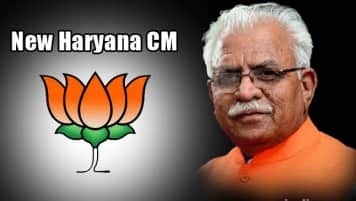Khattar sworn-in as Haryana chief minister, first from BJP