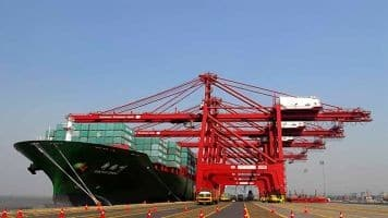 Adani Ports climbs 3% on order for port project in Kerala