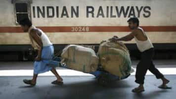 Railways' earnings dips by over 4%