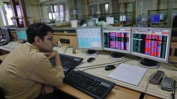 Sensex, Nifty in red
