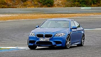 2014 Bmw M5 Launched In India At Rs 135 Crore Moneycontrolcom
