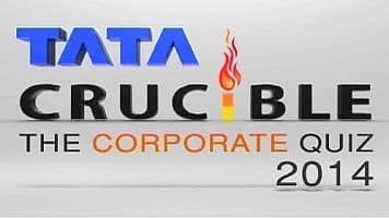 Watch North Zone Finals of Tata Crucible Corporate Quiz