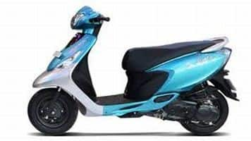 TVS Motor launches Scooty Zest; eyes 18% market share